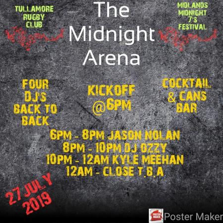 Midnight Arena